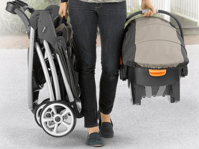 Chicco Viaro Quick-Fold Travel System