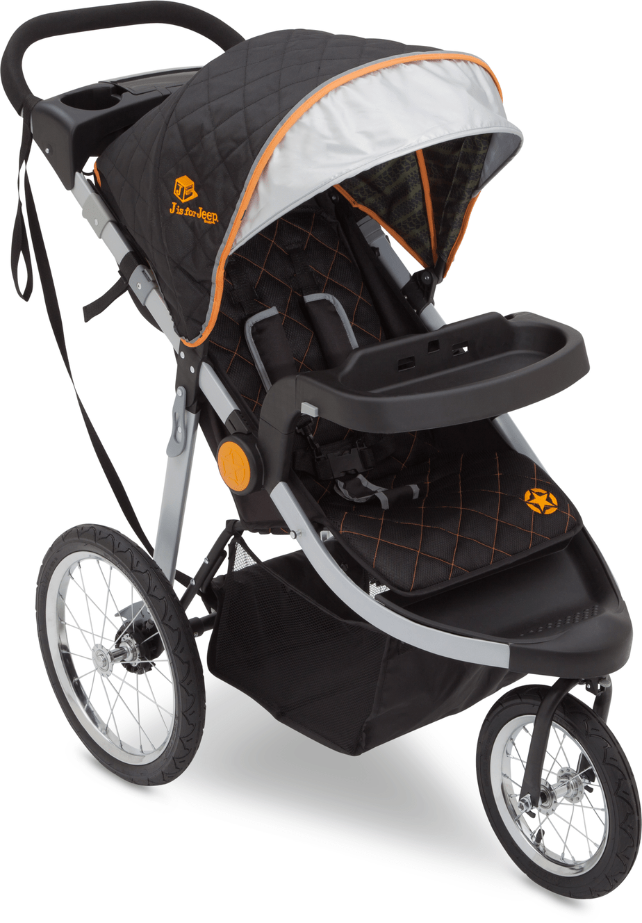 Delta's J is for Jeep Stroller Recalls