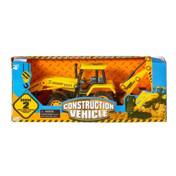 Dollar General Construction Truck Toy