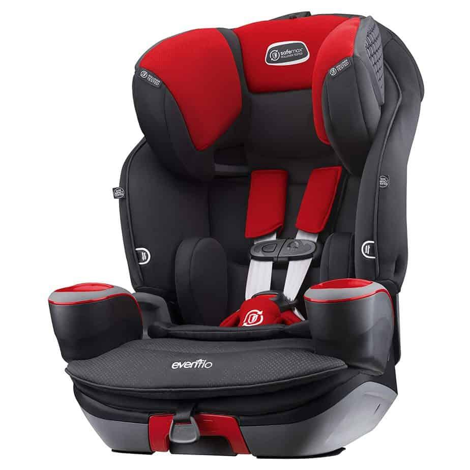 Evenflo SafeMax Platinum All-In-One Convertible