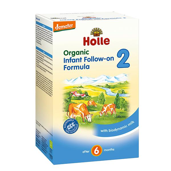 holle organic infant formula
