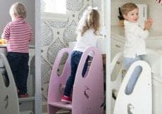 little partners 3-in-1 growing step stool