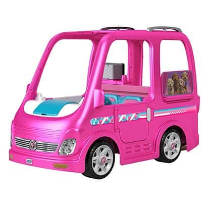 Power Wheel Barbie Campers