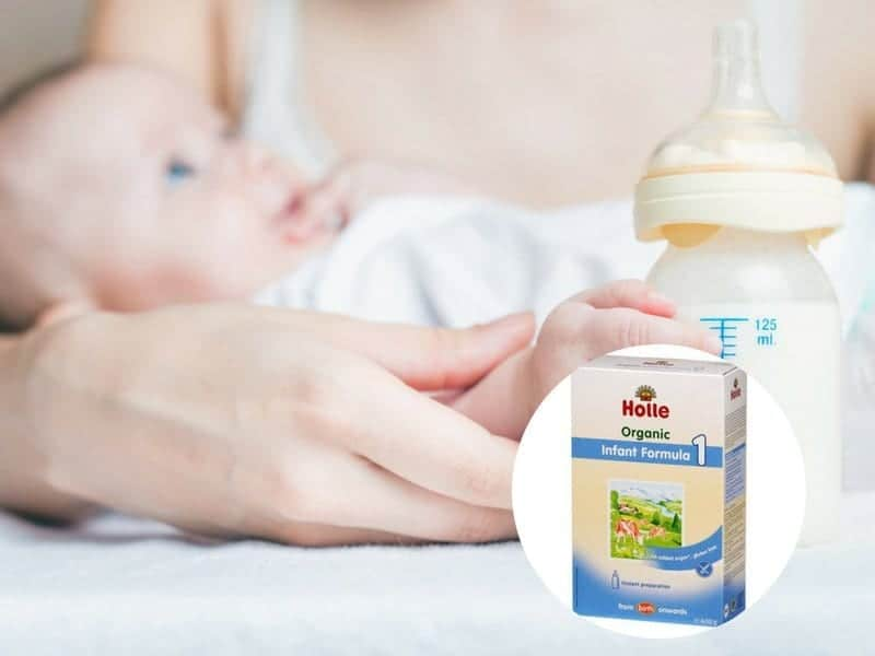 holle baby formula review