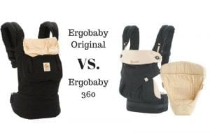 ergobaby original vs. 360