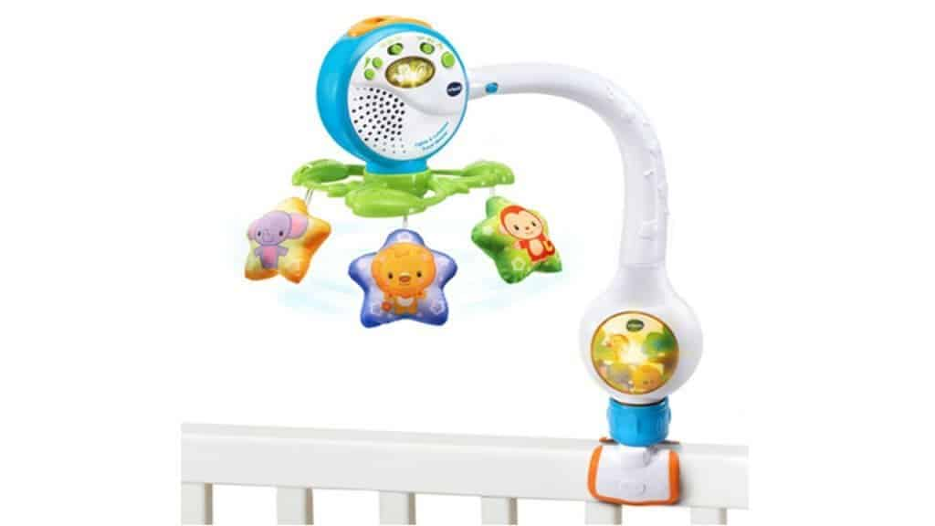 VTech Recalls Lights & Lullabies Travel Mobiles