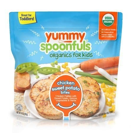 Yummy Spoonfuls Chicken and Vegetable Products