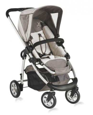 iCandy World Cherry Model Stroller