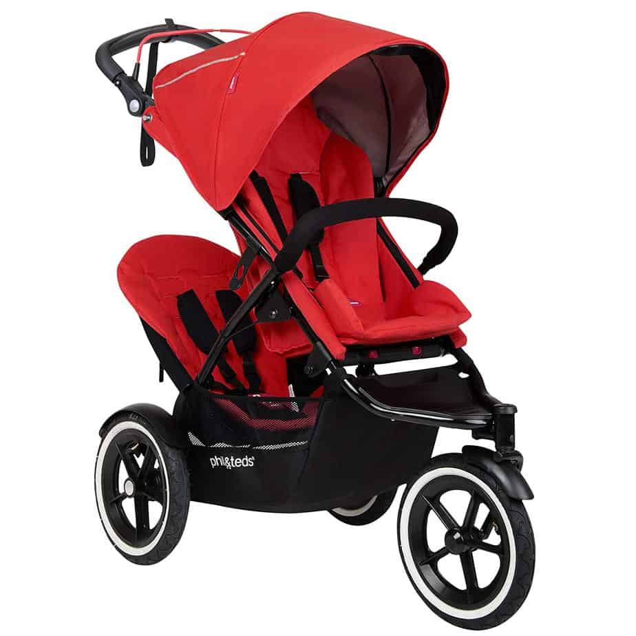 phil&teds Twin Stroller
