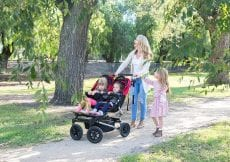 mountain buggy duet v3 buggy review