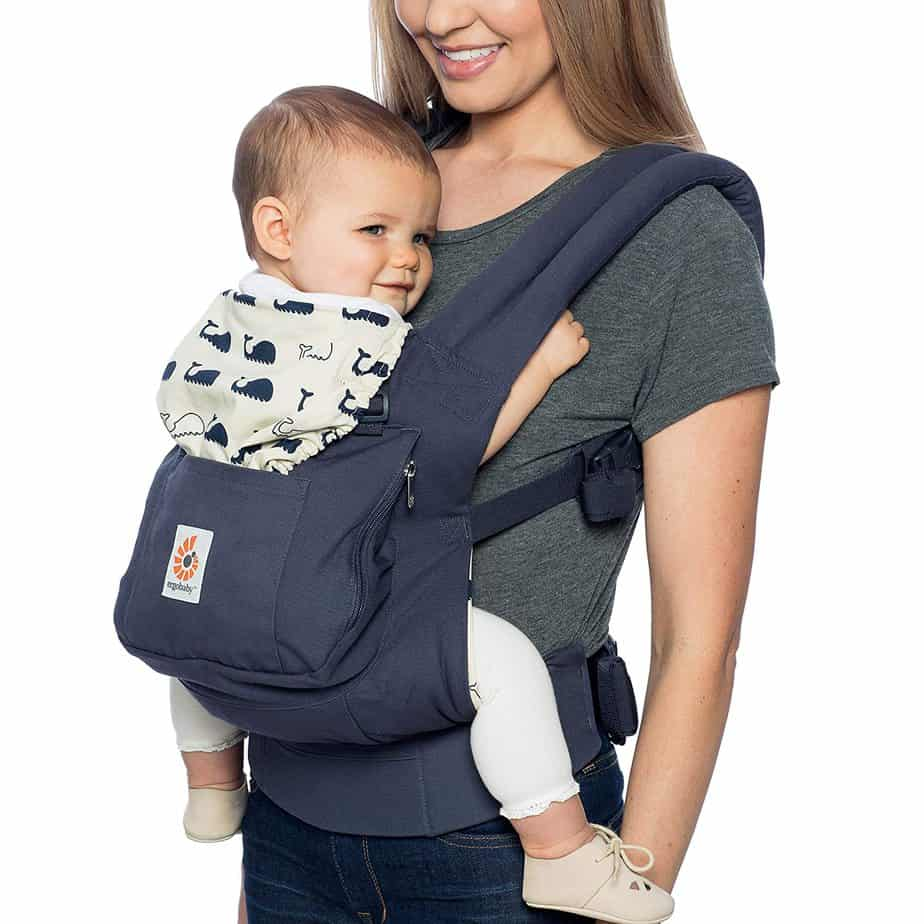ergobaby portable carrier