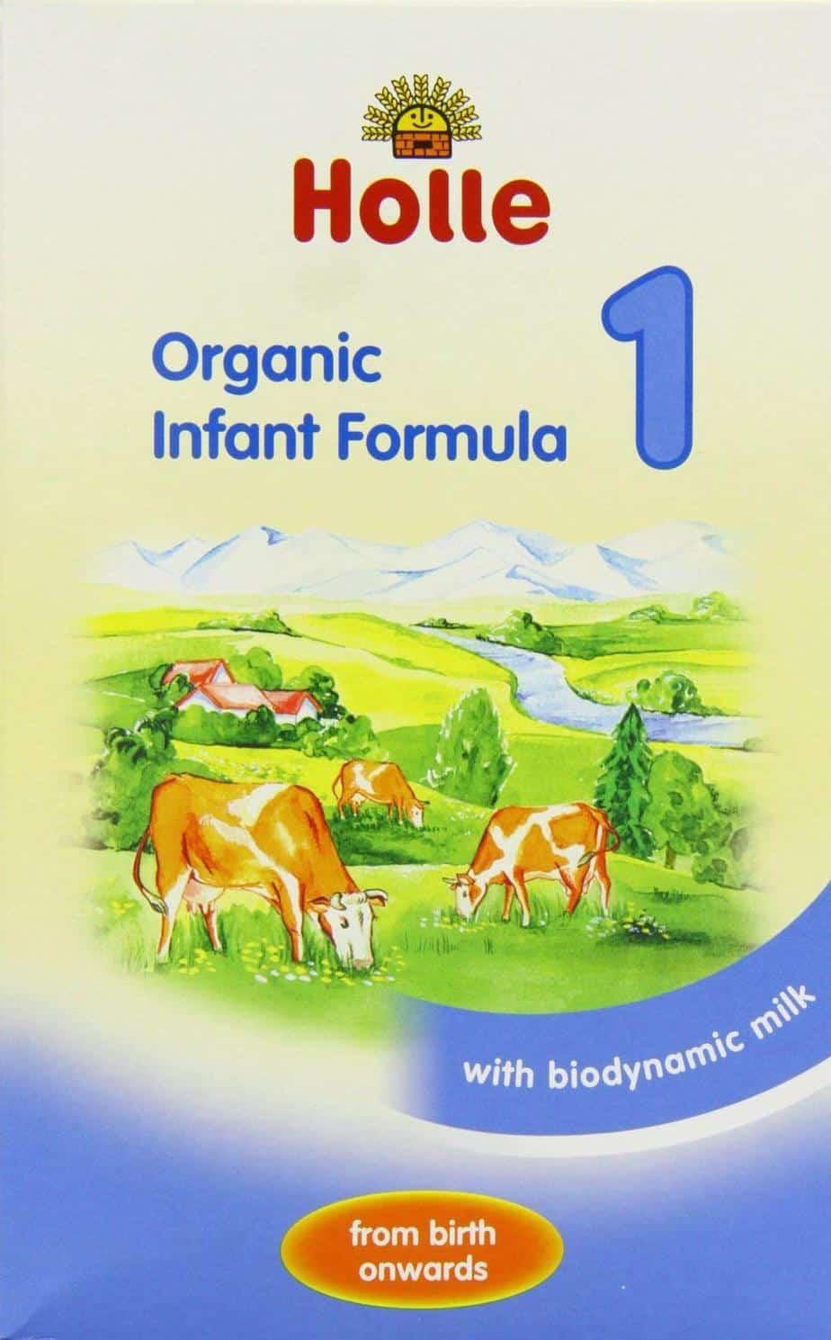 holle organic formula