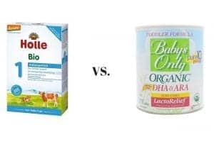 holle vs baby's only
