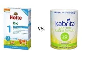 holle vs kabrita