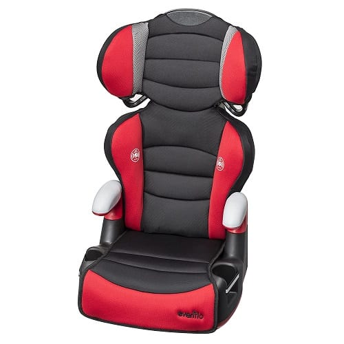 Evenflo AMP High Back Car Seat Booster
