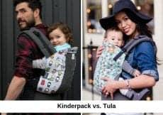 Kinderpack vs. Tula