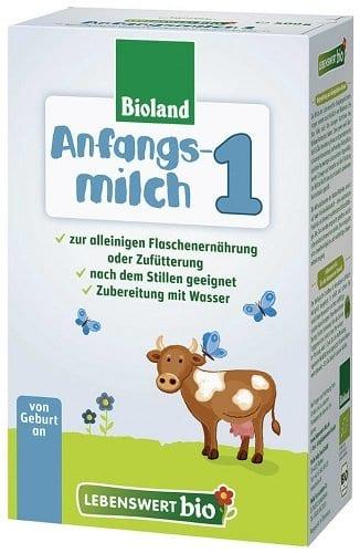 Lebenswert Bio Organic Formula