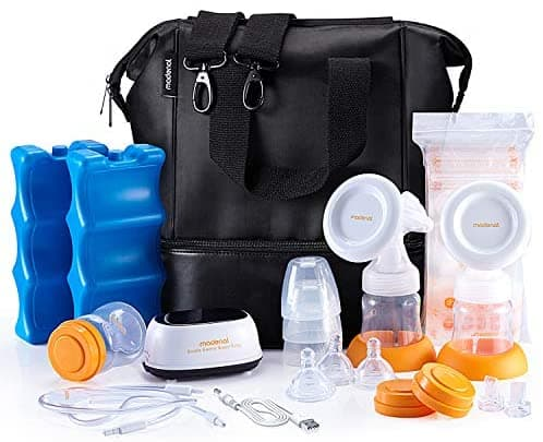 Madenal Double Single Electric Breast Pump