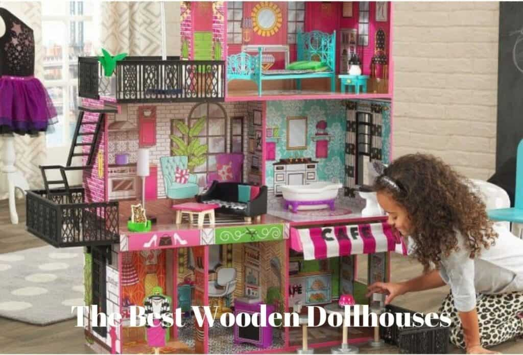 The Best Wooden Dollhouses