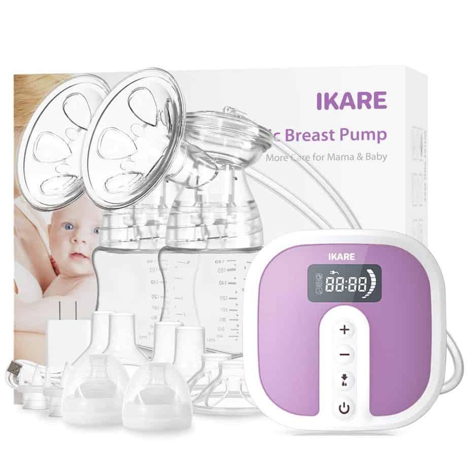 ikare breast pump