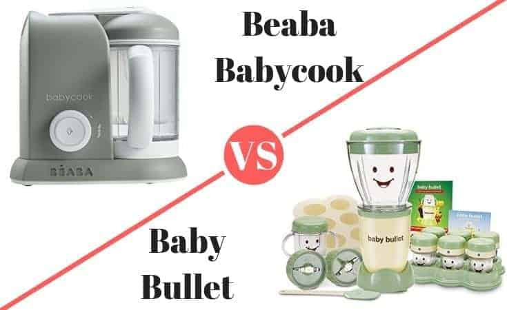 Beaba Vs Baby Bullet Which Is The Best Baby Food Maker The Baby Swag