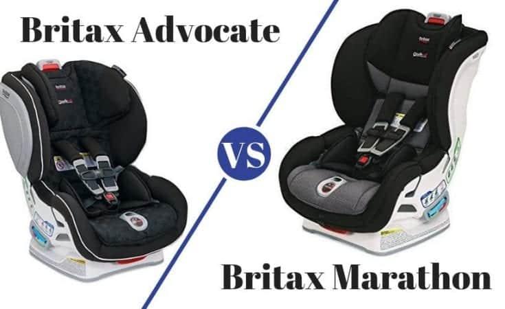 Britax Marathon vs Advocate