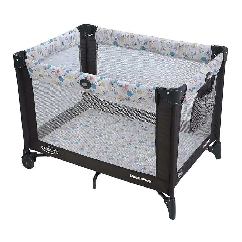 Graco Pack 'N Play Play Yard With Automatic Folding Feet