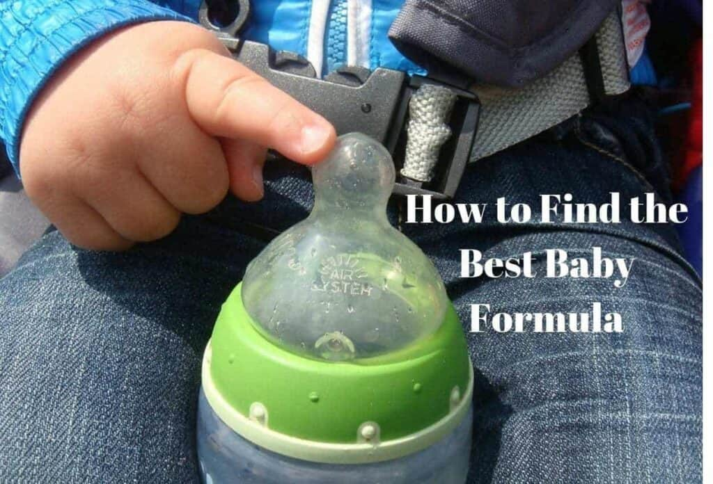 How to Find the Best Baby Formula