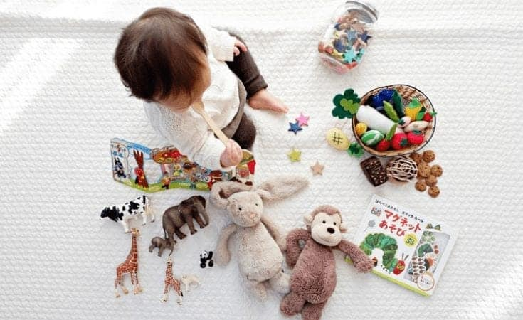 The Best Toddler Stocking Stuffers