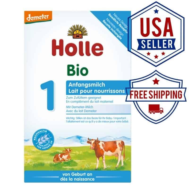 Holle Baby Formula | MyOrganicCompany