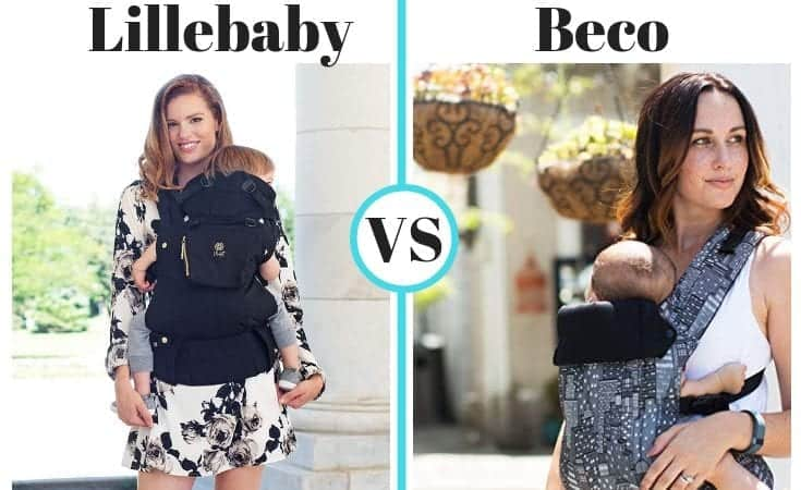 lillebaby vs beco baby carrier