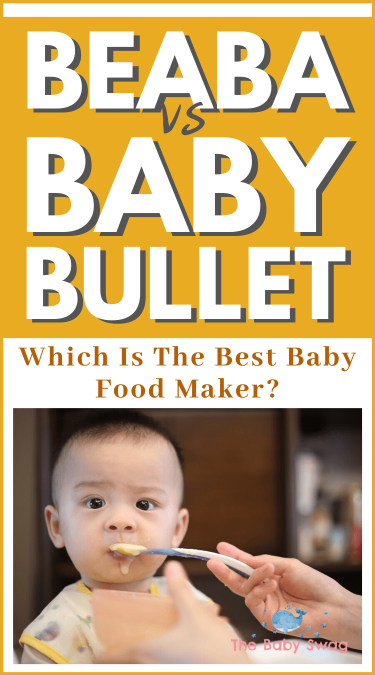 Beaba vs. Baby Bullet - Which Is The Best Baby Food Maker?