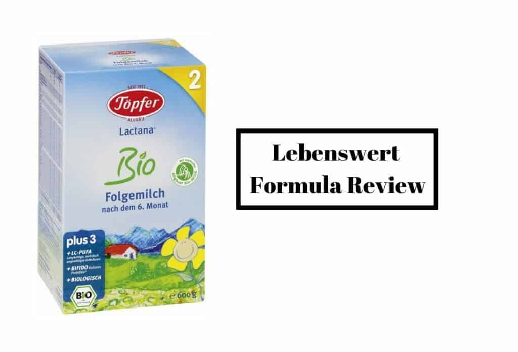 Lebenswert Formula Review