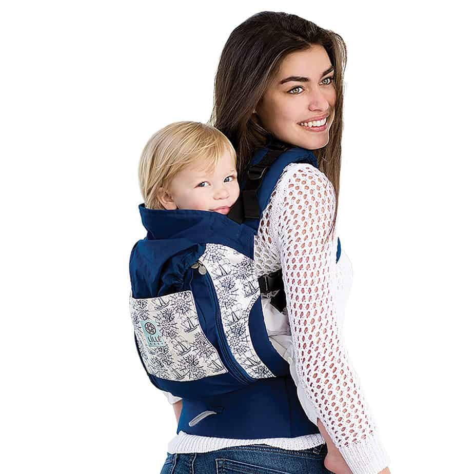 Lillebaby 4-In-1 Essentials All Seasons Baby Carrier
