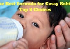 The Best Formula for Gassy Babies Top 9 Choices