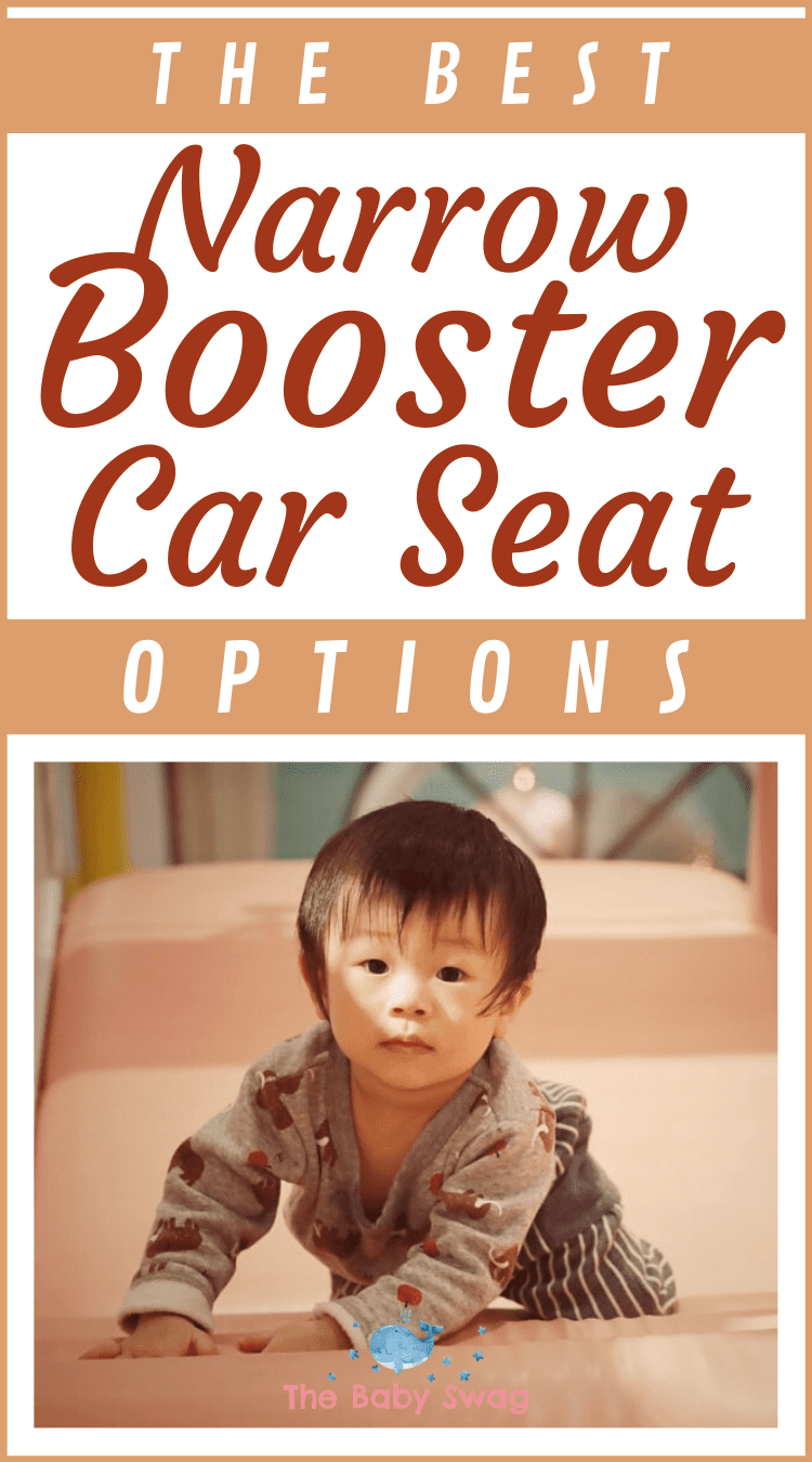 The Best Narrow Booster Car Seat Options