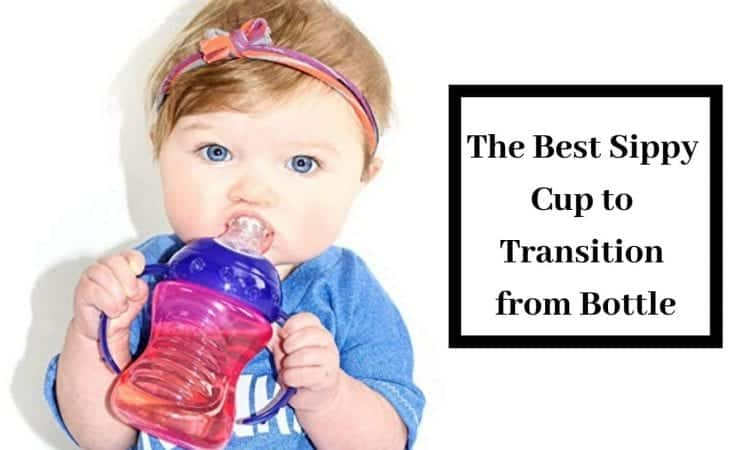 the best sippy cup to transition from bottle