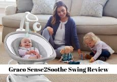 Graco Sense2Soothe Swing Review