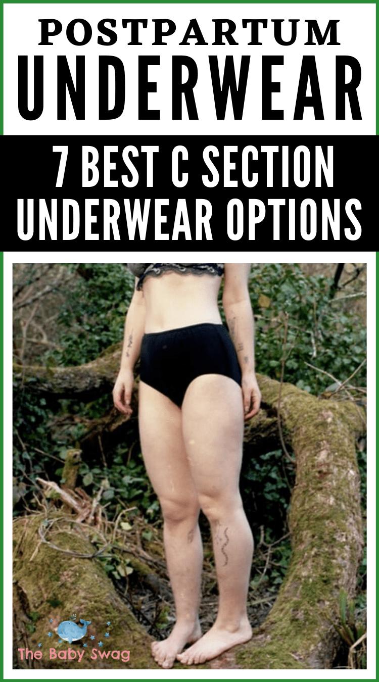 Postpartum Underwear: 7 Best C Section Underwear Options