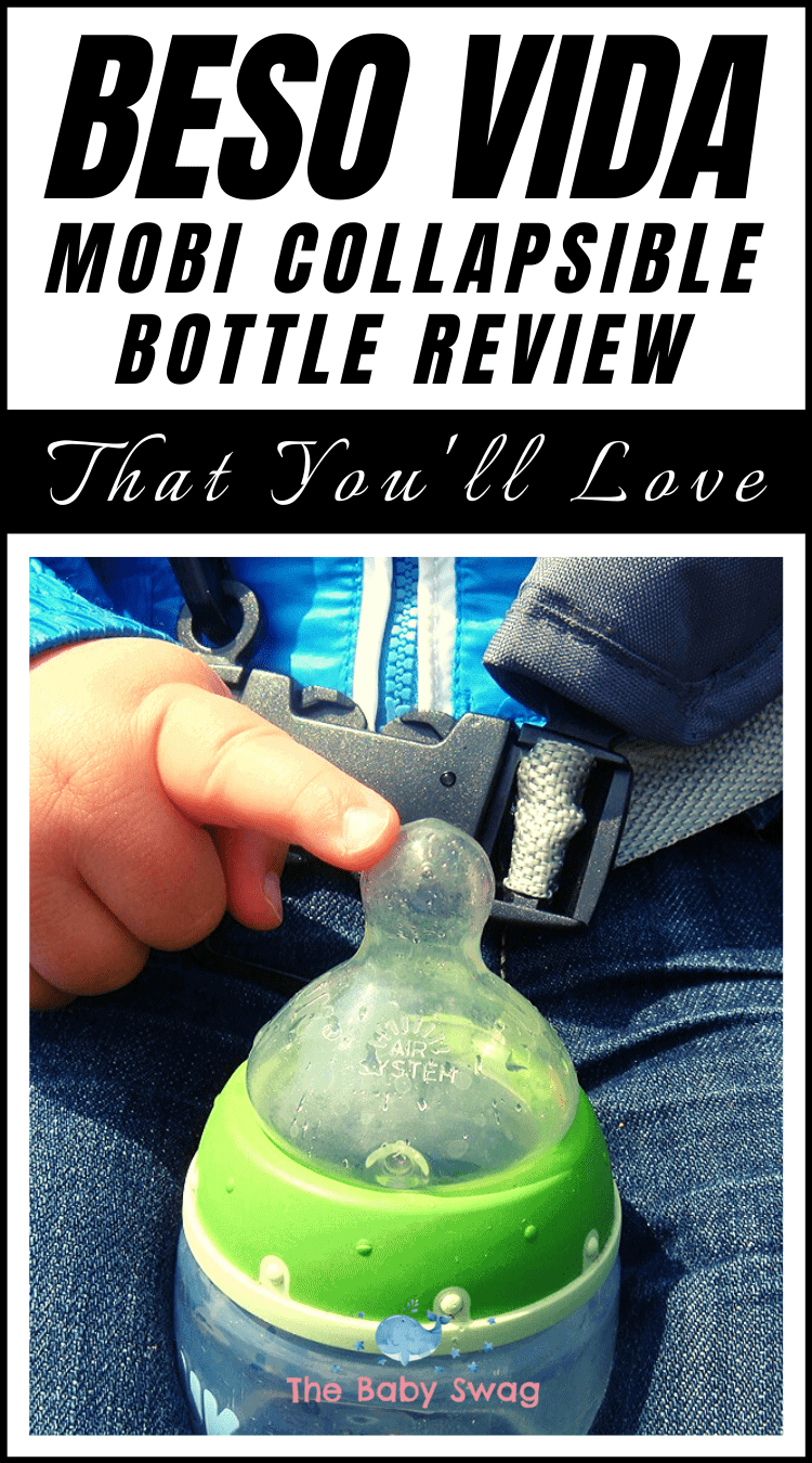 The Beso Vida Mobi Collapsible Bottle Review That You'll Love