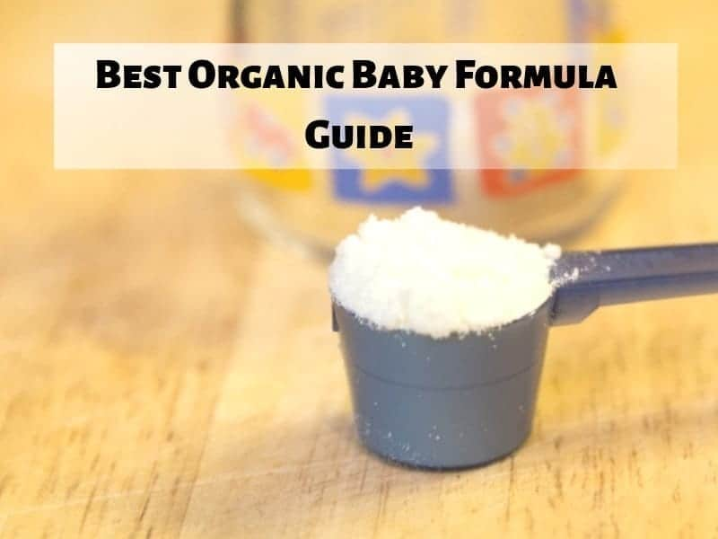 Best Organic Baby Formula Guide