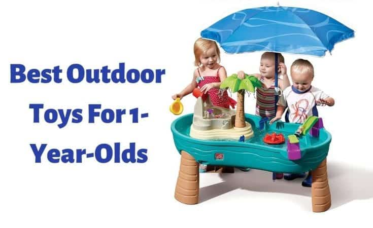 Best Outdoor Toys For 1-Year-Olds
