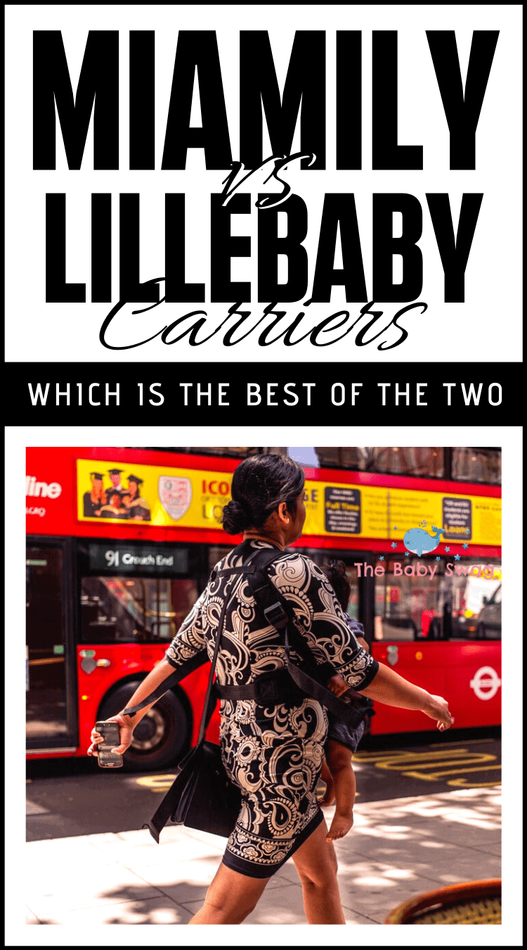 Miamily vs Lillebaby Carriers: Which Is The Best Of The Two?
