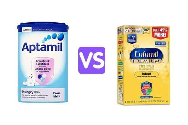 aptamil and enfamil