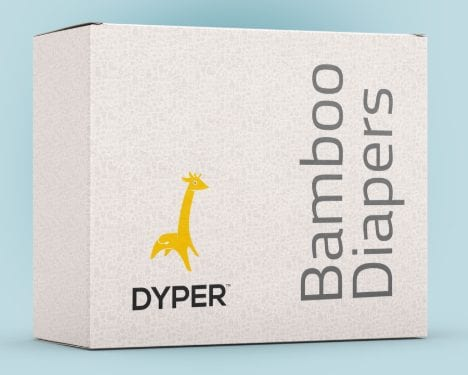 Bamboo Diapers Delivered!