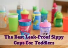 Are These the Best Leak-Proof Sippy Cups For Toddlers