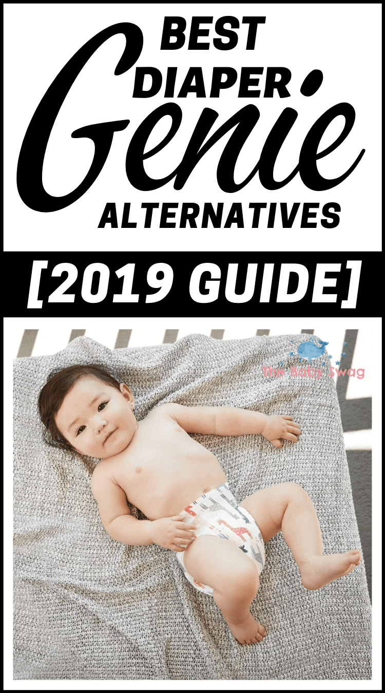 Best Diaper Genie Alternatives [2019 Guide]