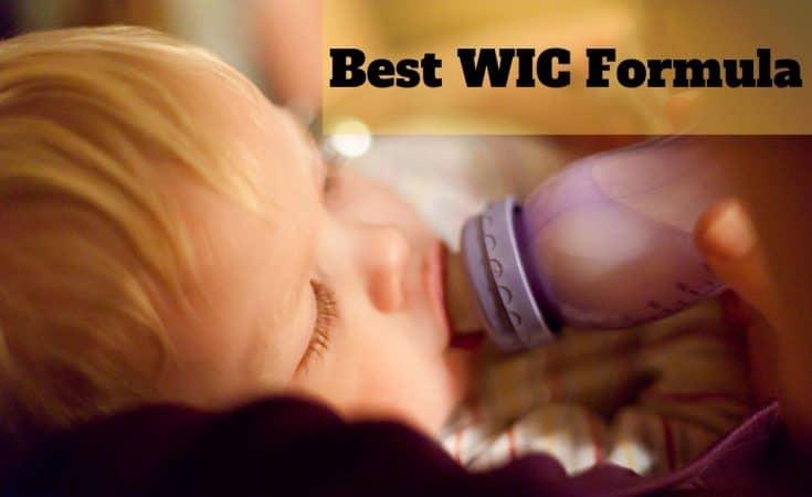 Best WIC Formula