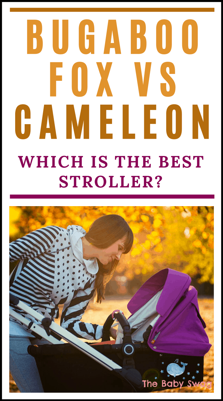 Bugaboo Fox vs Cameleon – Which is the Best Stroller?