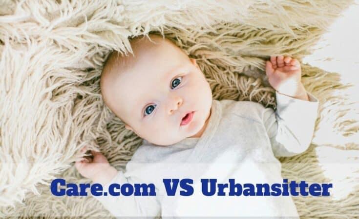 Care.com VS Urbansitter